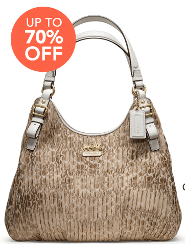 Ebay Fashion Vault Coach Handbags Up To 70 Off Event Starts Tomorrow Sign Now