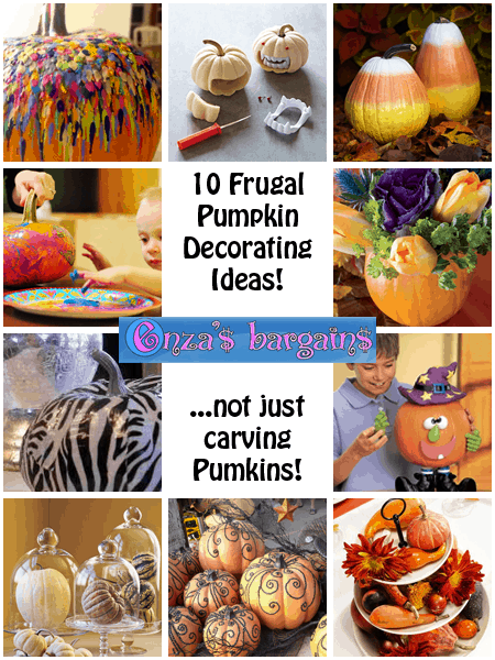 i am not a huge fan of carving pumpkins i know it is fun for kids but i feel that it is more the quality time that your children enjoy rather than