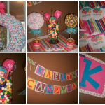 Candyland Theme Birthday Party: Frugal Idea