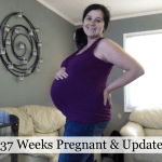 Bargain Baby Update: I am 37+ Weeks Pregnant and Doctor's Appointment