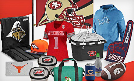 Groupon: Fanatics Sports Apparel - 50% Off! (Ends 8/21/13 ...