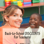 Teacher Back-to-School Deals!