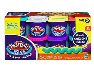 play-doh plus