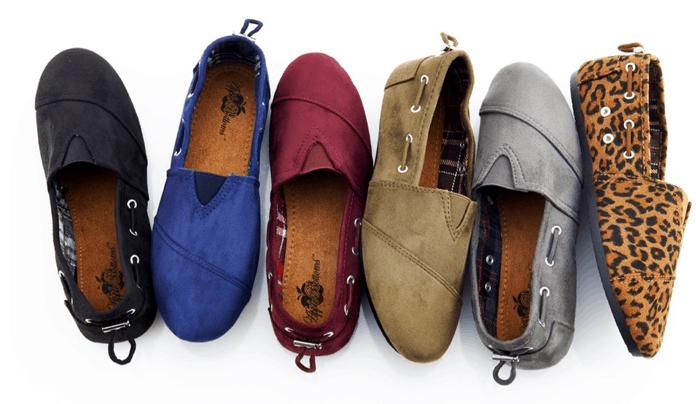 DrJays.com - Apple Bottoms - Women - Footwear - TAMARA BRIGHT PLAID - Urban