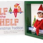 Enter to WIN 1 of 4 Elf on the Shelf Prize Packs!