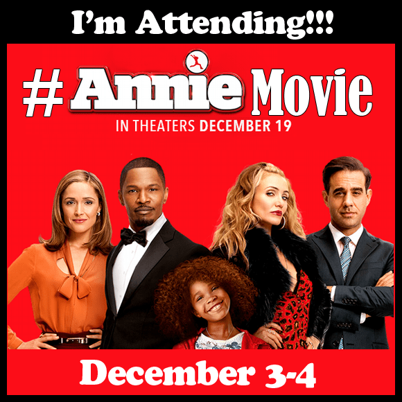Sony Press Junket for Annie