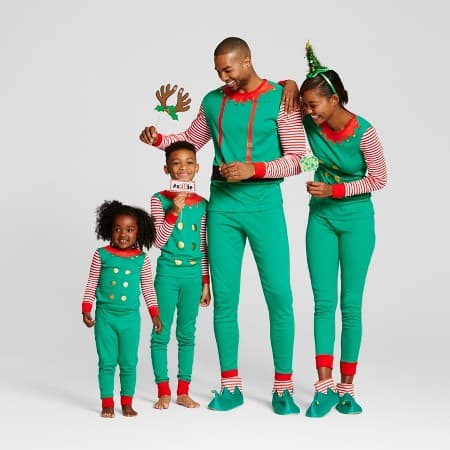 From matching family Christmas pajamas, to Christmas footie pajamas for families, and even matching couple Christmas pajamas, Kohl's has what you need to make the season merry and bright. Be sure to add other family PJs to your wardrobe for other occasions, and .