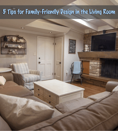 Family Friendly Living Room Part 29