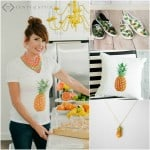 Pineapple Sale: Pineapple Shirts, Shoes, Pendants, & Pillow Covers are on sale for 40% OFF & FREE SHIPPING