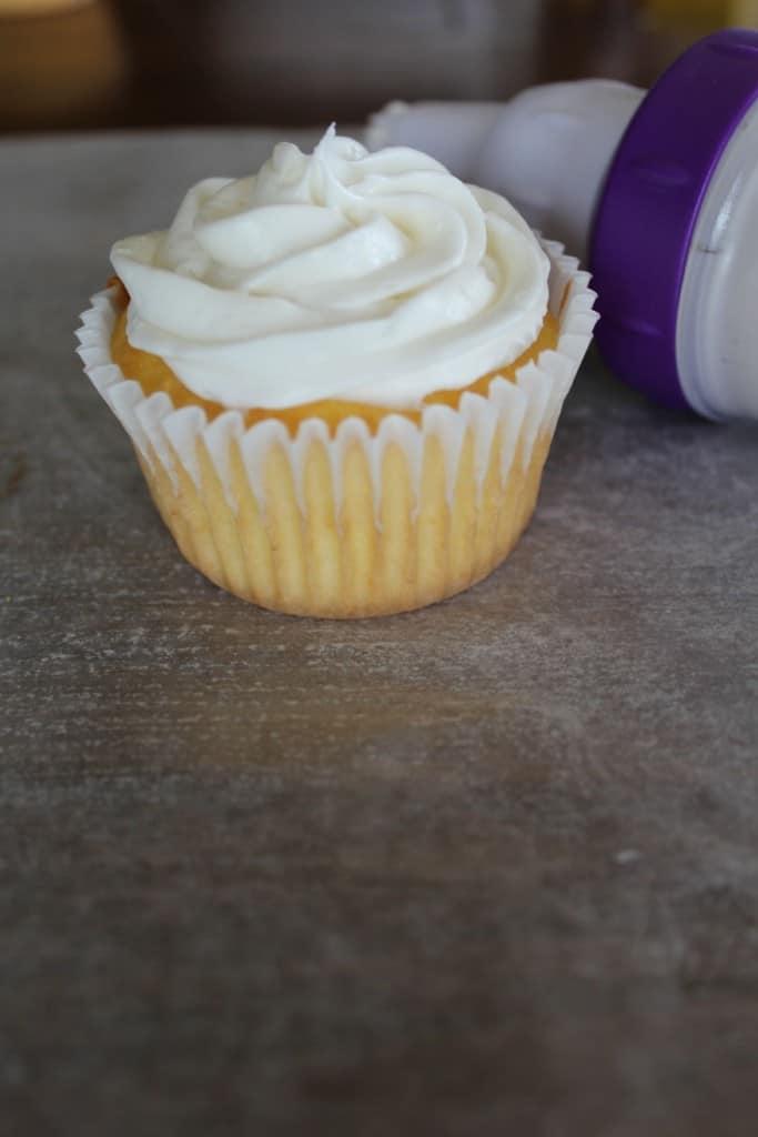 Star Wars Stormtrooper Cupcakes Recipe
