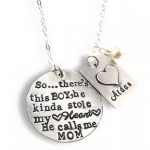 Groupon – Boy Mommy Necklace from Hannah Design