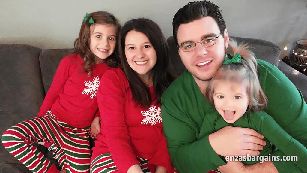 Matching Family Pajamas - SleepyHeads.com Jammies Coupon Code