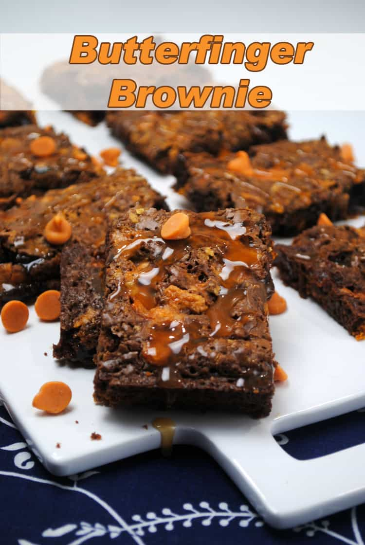 Nobody Better Lay A Finger On My Butterfinger BROWNIE ...