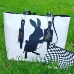 Kohl's Alice Through the Looking Glass Merchandise – My new White Rabbit Bag!