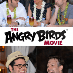 Angry Birds Movie Interview with Jason Sudeikis, Josh Gad, and Maya Rudolph