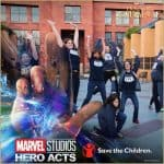 Participate in Marvel's Save the Children Campaign