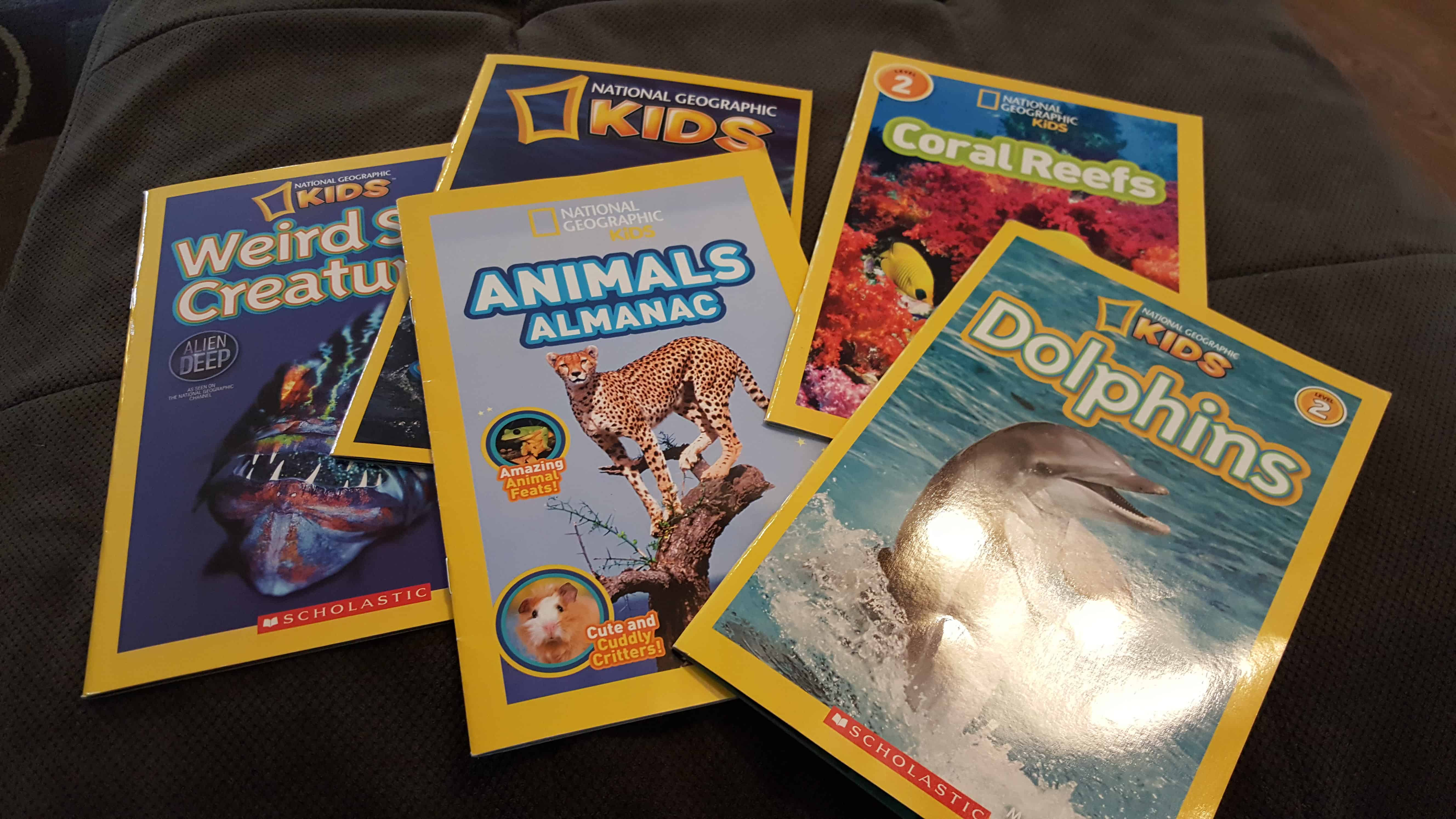 National Geographic Kids - FREE Books and Reading Program ...