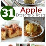 31 Apple Desserts & Treats – Apple Recipes to LOVE