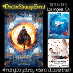 Doctor Strange Press Junket – I'm ATTENDING!