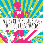 High School Music Playlist – NO cuss words and CLEAN music!