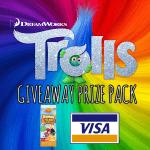 TROLLS TruMoo Visa Prize Giveaway! #DreamWorksTrolls
