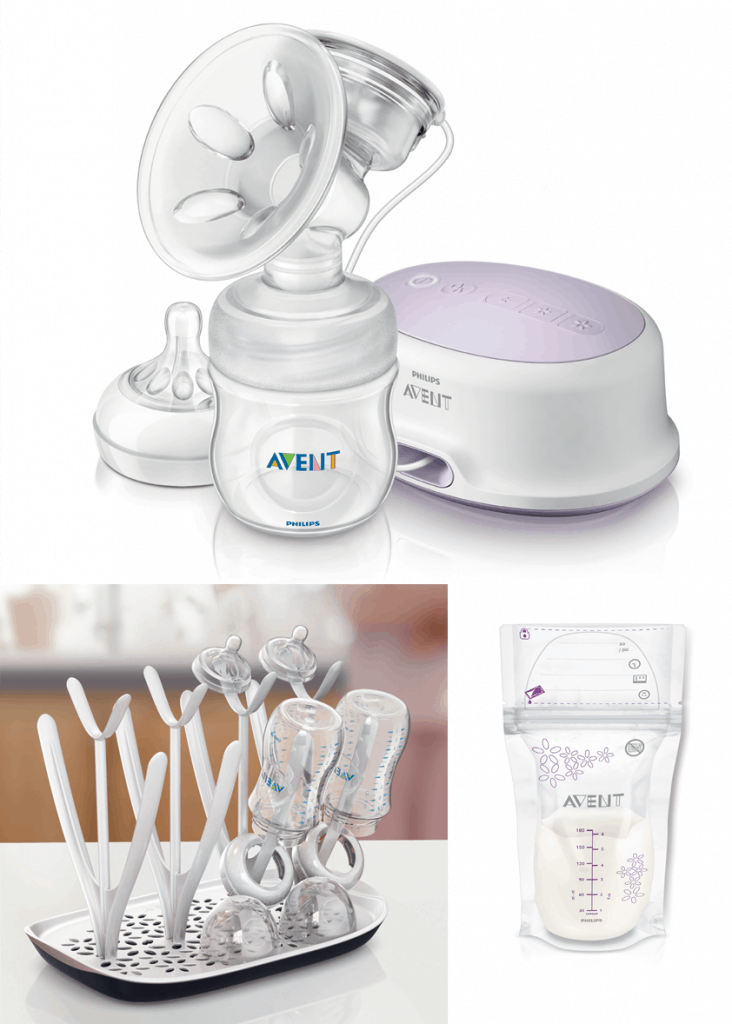 Avent Breast Pump and Prize Pack Giveaway - #EBHolidayGiftGuide