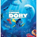 FINDING DORY is now available on Digital HD – 10 WINNERS
