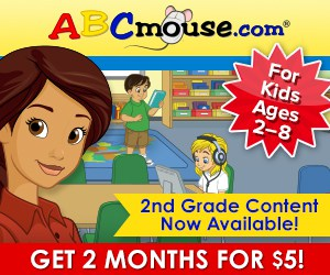ABCmouse adds 2nd Grade to it's Curriculum!
