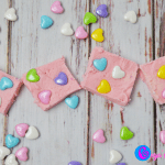 Valentine Day Fudge Idea – Great to make with the kids!