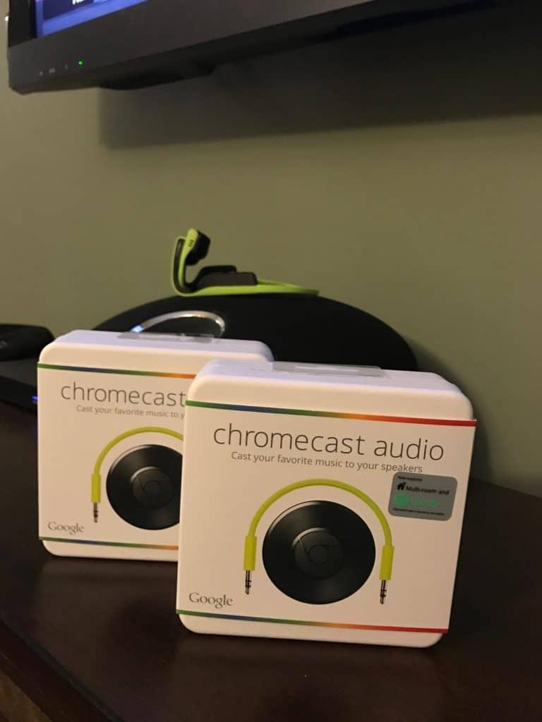 Google Chromecast Audio Review