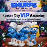 Smurfs: The Lost Village Kansas City Advanced Screening!