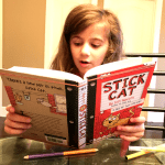HarperCollins Book Review by my 2nd Grader & Giveaway!