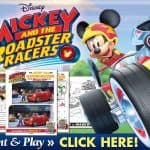 Mickey and the Roadster Racers DVD ONLY $7.96/each WYB 2