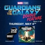 Guardians of the Galaxy Kansas City DOUBLE Feature Flash Giveaway