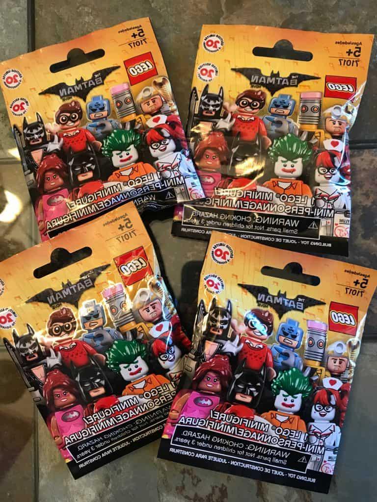 LEGO Batman Figurines