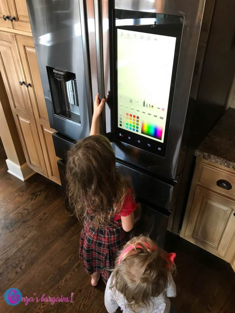 Samsung Family Hub Refrigerator from Best Buy - What you didn't know your fridge could do?