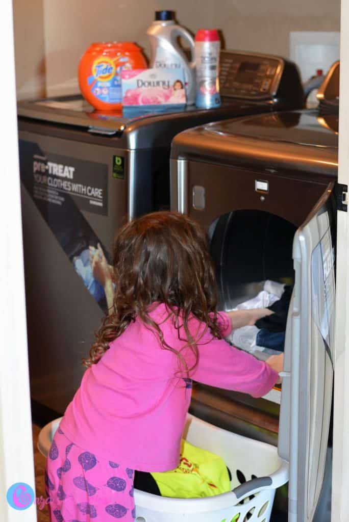 Improving Your Laundry Routine With Kids! - New School Laundry Regimen