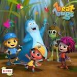 Netflix's Beat Bugs Influencer & My Gym!