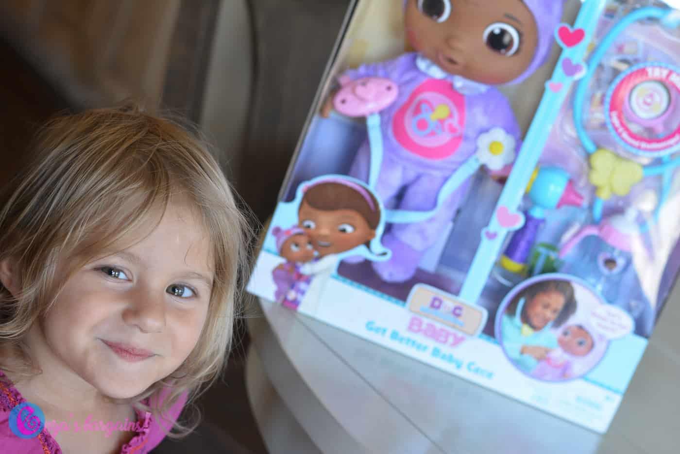 Doc Mcstuffins Get Better Baby Cece Doll Enzasbargains Com