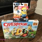 DESPICABLE ME 3 Edition Games Giveaway!