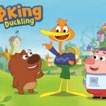 Disney Junior's P. King Duckling Review and Giveaway!