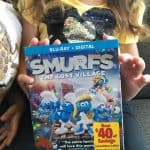 SMURFS: THE LOST VILLAGE Blu-ray and DVD Giveaway and MORE!