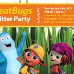 Beat Bugs Twitter Party! You're Invited! #BeatBugs