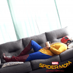 Spider-Mom Homecoming – When you are mom and you love Marvel!