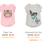 Gymboree's Back to School Collection & Deals!