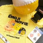 EMOJI MOVIE Giveaway Prize Pack