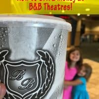 How to Save Money at B&B Theatres!