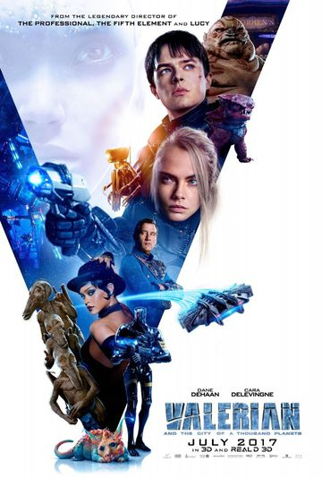 Valerian And The City Of A Thousand Planets Kansas City Advanced Screening