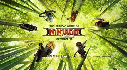 THE LEGO NINJAGO MOVIE Fandango Giveaway!