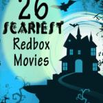26 Redbox Halloween Movie List